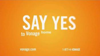 Vonage Home Phone Service TV Spot - Thumbnail 1