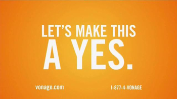 Vonage Home Phone Service TV Spot