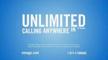 Vonage Home Phone Service TV Spot - Thumbnail 2