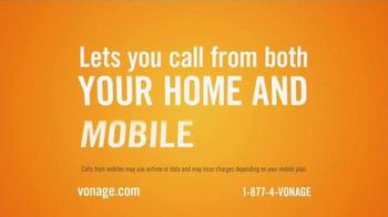 Vonage Home Phone Service TV Spot - Thumbnail 4