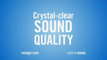 Vonage Home Phone Service TV Spot - Thumbnail 5