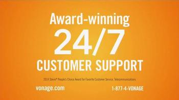 Vonage Home Phone Service TV Spot - Thumbnail 6