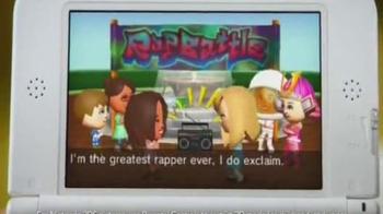 Nintendo TV Spot, 'Tomodachi Life' - Thumbnail 6