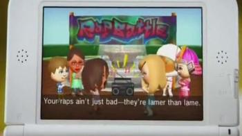 Nintendo TV Spot, 'Tomodachi Life' - Thumbnail 7