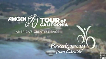 Amgen Tour Of California TV Spot, 'Breakaway From Cancer' - Thumbnail 10