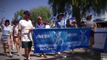 Amgen Tour Of California TV Spot, 'Breakaway From Cancer' - Thumbnail 7