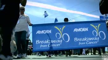 Amgen Tour Of California TV Spot, 'Breakaway From Cancer' - Thumbnail 8