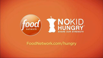 No Kid Hungry TV Spot, 'Food Network: School Meals' Featuring Guy Fieri - Thumbnail 10