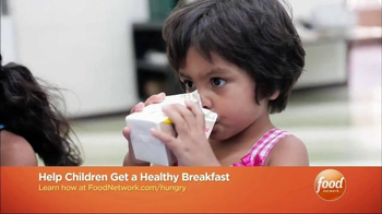 No Kid Hungry TV Spot, 'Food Network: School Meals' Featuring Guy Fieri - Thumbnail 6