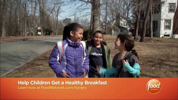 No Kid Hungry TV Spot, 'Food Network: School Meals' Featuring Guy Fieri - Thumbnail 7