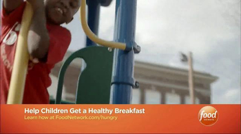 No Kid Hungry TV Spot, 'Food Network: School Meals' Featuring Guy Fieri - Thumbnail 8