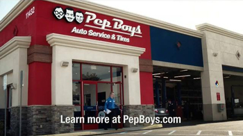 PepBoys TV Spot, 'Precision Match Brake Service' - Thumbnail 9