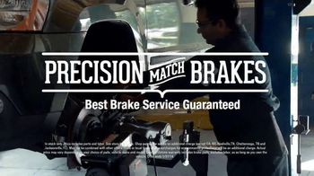 PepBoys TV Spot, 'Precision Match Brake Service' - Thumbnail 5