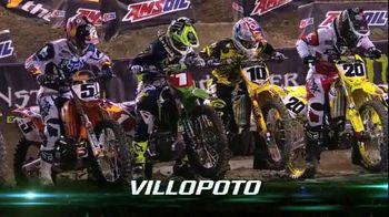 Monster Energy Supercross TV Spot
