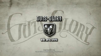 Ram Trucks TV Spot, 'Motorcycle Skydiving' Song by KONGOS - Thumbnail 10