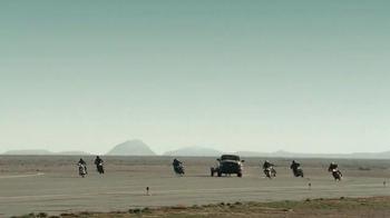 Ram Trucks TV Spot, 'Motorcycle Skydiving' Song by KONGOS - Thumbnail 2