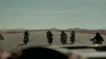 Ram Trucks TV Spot, 'Motorcycle Skydiving' Song by KONGOS - Thumbnail 3
