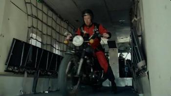 Ram Trucks TV Spot, 'Motorcycle Skydiving' Song by KONGOS - Thumbnail 6
