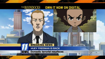 The Boondocks: Uncensored TV Spot