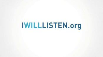 National Alliance on Mental Illness (NAMI) TV Spot, 'Listen' - Thumbnail 7
