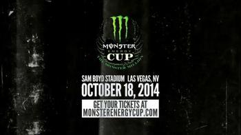 2014 Monster Energy Cup TV Spot - Thumbnail 10