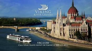 Viking River Cruises TV Spot, 'Masterpieces' - Thumbnail 10