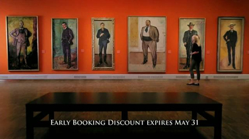 Viking River Cruises TV Spot, 'Masterpieces' - Thumbnail 8