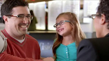 Visionworks Insurance Benefits TV Spot, 'Father and Daughter' - Thumbnail 8