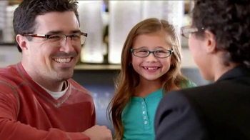 Visionworks Insurance Benefits TV Spot, 'Father and Daughter' - Thumbnail 9