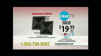 Clear TV TV Spot, 'Cable y Satélite' [Spanish] - Thumbnail 10
