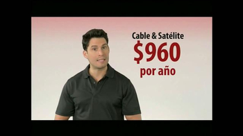 Clear TV TV Spot, 'Cable y Satélite' [Spanish]