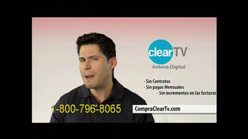 Clear TV TV Spot, 'Cable y Satélite' [Spanish] - Thumbnail 7