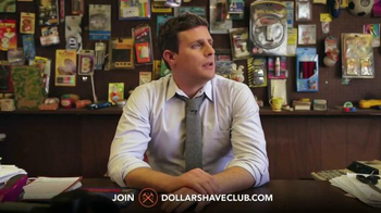 Dollar Shave Club Razor Blades TV Spot, 'Always Shave with a Fresh Blade' - Thumbnail 1