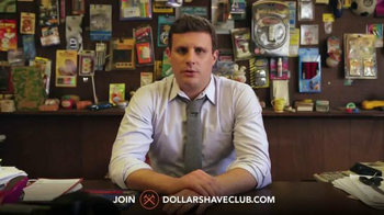 Dollar Shave Club Razor Blades TV Spot, 'Always Shave with a Fresh Blade'