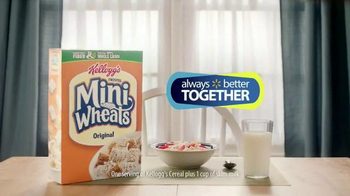 Walmart TV Spot, 'Always Better Together: Milk and Cereal' - Thumbnail 8