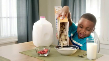 Walmart TV Spot, 'Always Better Together: Milk and Cereal' - Thumbnail 3