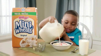 Walmart TV Spot, 'Always Better Together: Milk and Cereal' - Thumbnail 5