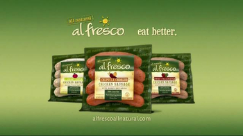 Al Fresco Chicken Sausage TV Spot, 'Toddler Better' - Thumbnail 9