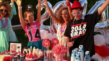 Party City TV Spot, 'Graduate to a New Level of Fun'