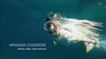 Oceana TV Spot, 'Keep Dolphins Singing' Featuring Miranda Cosgrove - Thumbnail 3