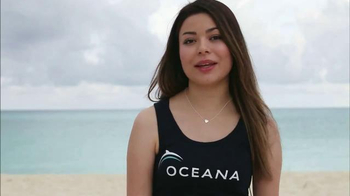 Oceana TV Spot, 'Keep Dolphins Singing' Featuring Miranda Cosgrove - 810 commercial airings