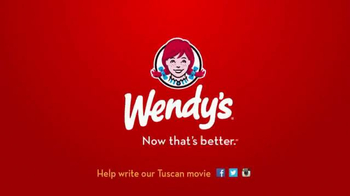 Wendy's Tuscan Chicken on Ciabatta TV Spot - Thumbnail 10