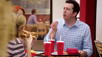 Wendy's Tuscan Chicken on Ciabatta TV Spot - Thumbnail 3