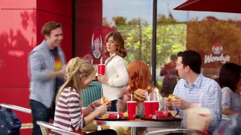 Wendy's Tuscan Chicken on Ciabatta TV Spot - Thumbnail 6