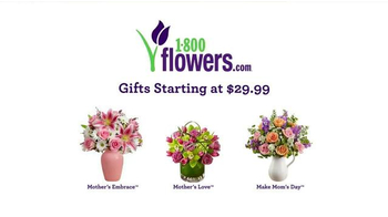 1-800-FLOWERS.COM TV Spot, 'Send Mom a Smile' - Thumbnail 10