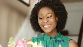 1-800-FLOWERS.COM TV Spot, 'Send Mom a Smile' - Thumbnail 6