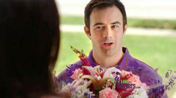 1-800-FLOWERS.COM TV Spot, 'Send Mom a Smile' - 1121 commercial airings