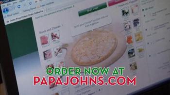 Papa John's Sweet Chili Chicken Pizza TV Spot - Thumbnail 10