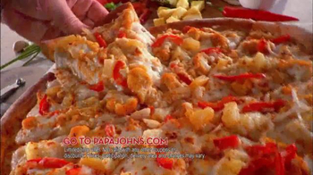 Papa John's Sweet Chili Chicken Pizza TV Spot - Thumbnail 3