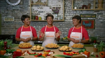 Popeyes Louisiana Trios TV Spot - 1450 commercial airings